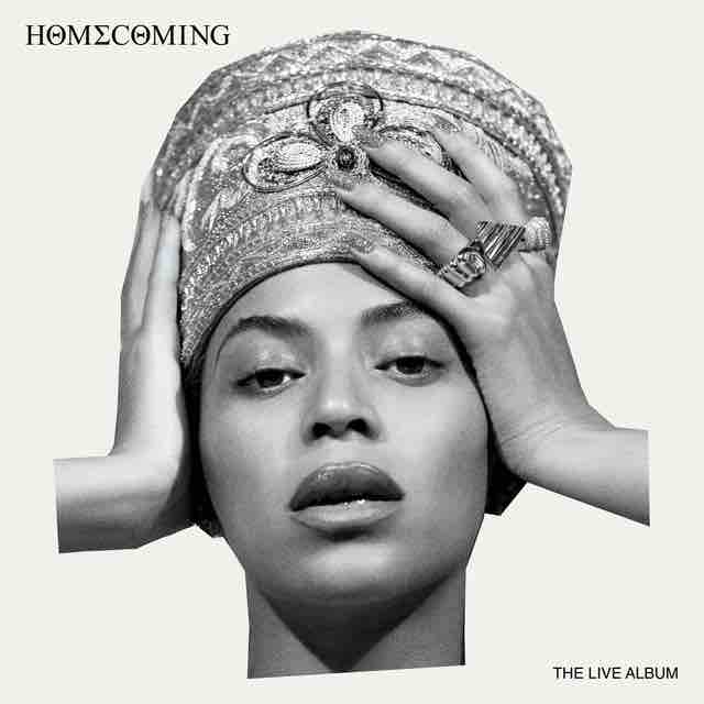 Beyonce Homecoming spotify